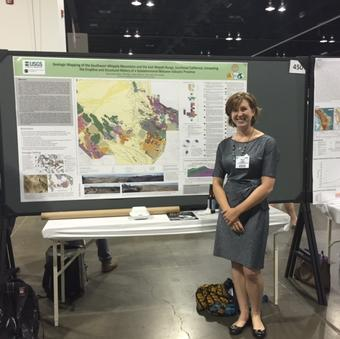 2016 Best Student Geologic Map Contest 3rd Place