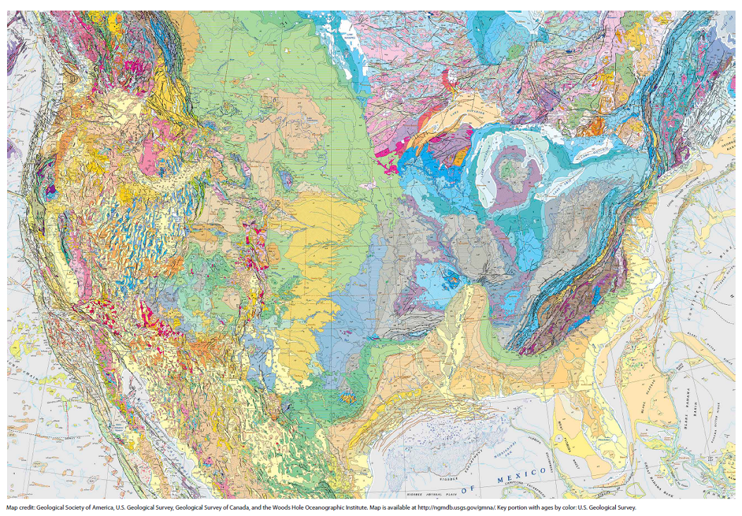 Geologic Map Day | Earth Science Week