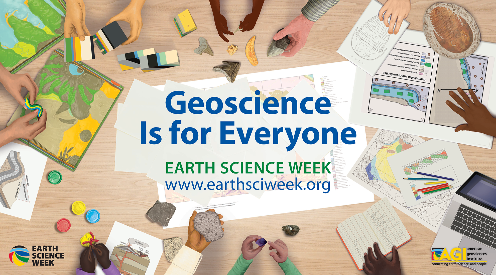 2019-2020 Earth Science Week Calendar