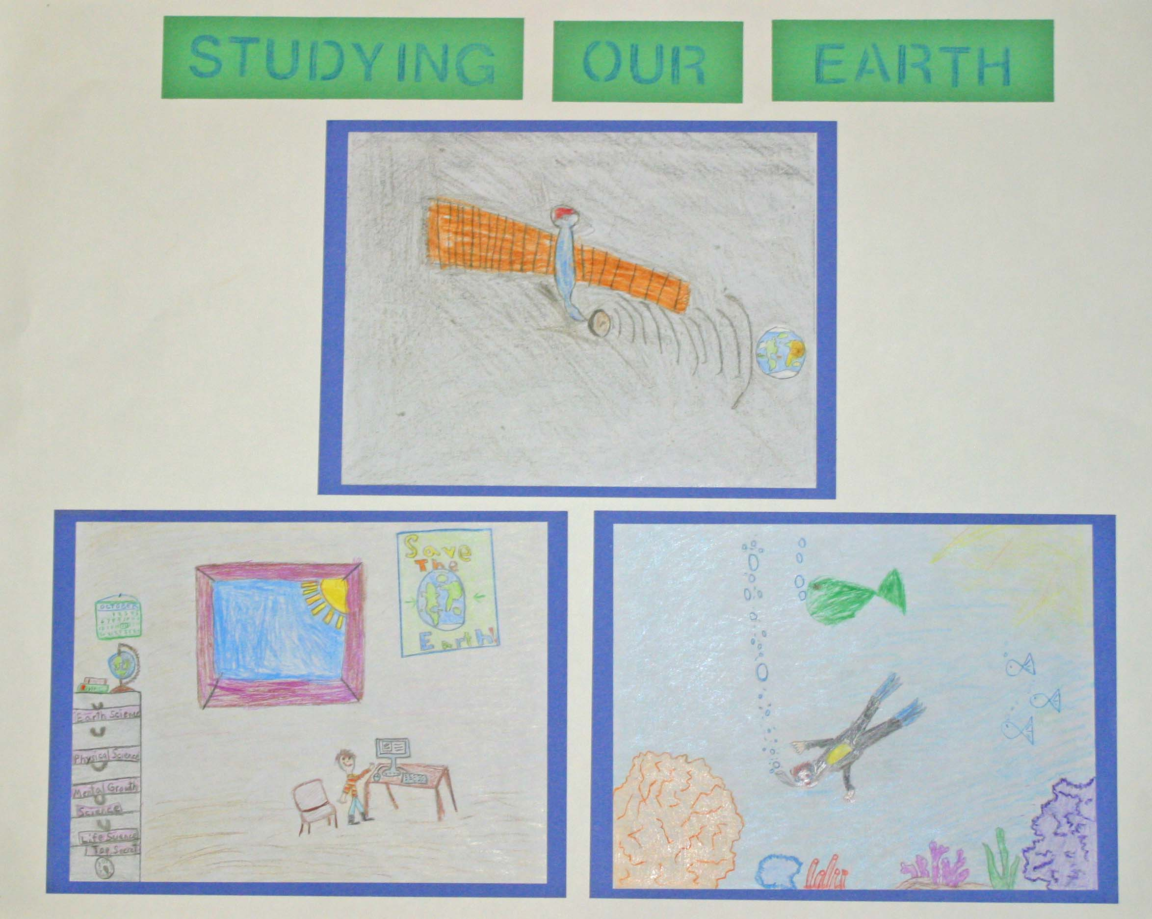Earth science week essay contest