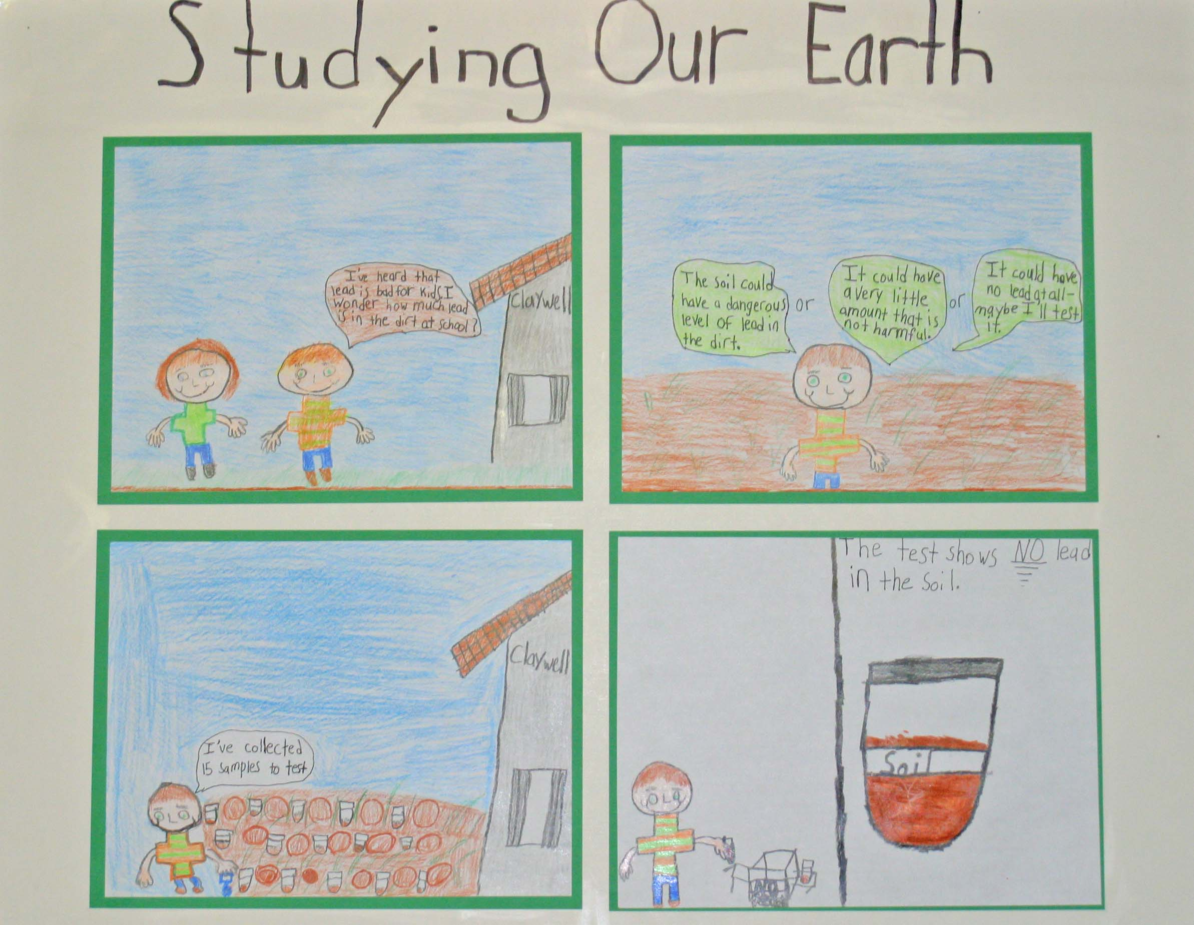 earth science week essay contest Earth science week 2012 essay contest - open to students in grades 6-9 the american geosciences institute is sponsoring an essay contest to celebrate earth science week 2012.