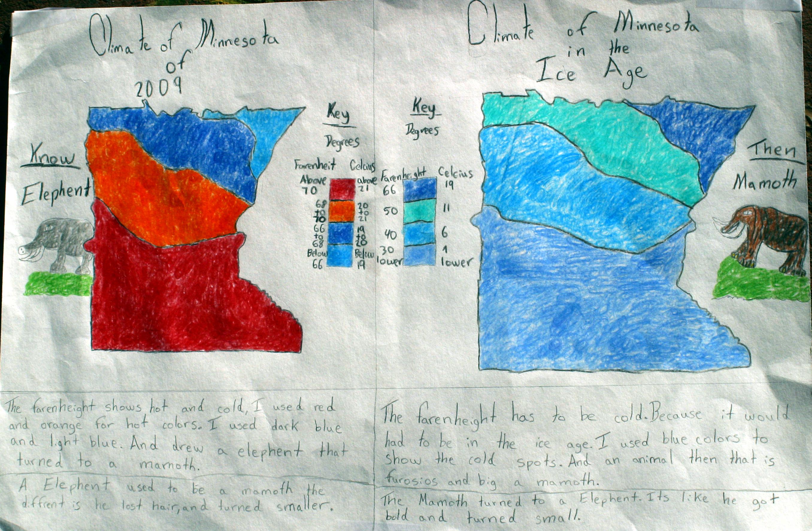 earth science week essay contest