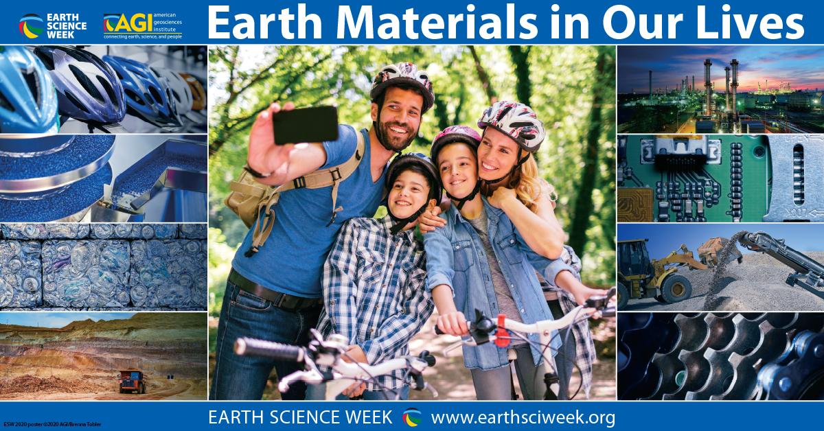 2020-2021 Earth Science Week Calendar
