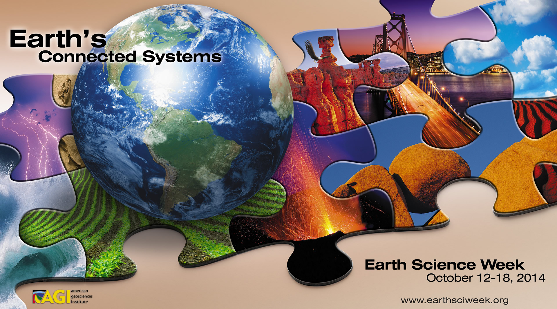 Earth Science Week 2014 Poster