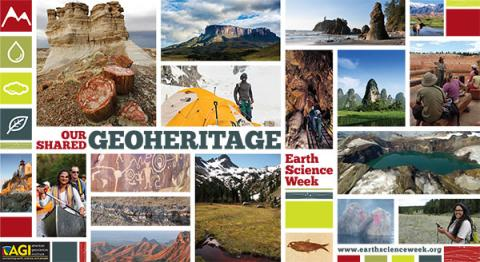 Image of 2016 Earth Science Week Toolkit