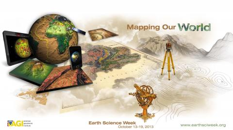 Image of 2013 Earth Science Week Toolkit