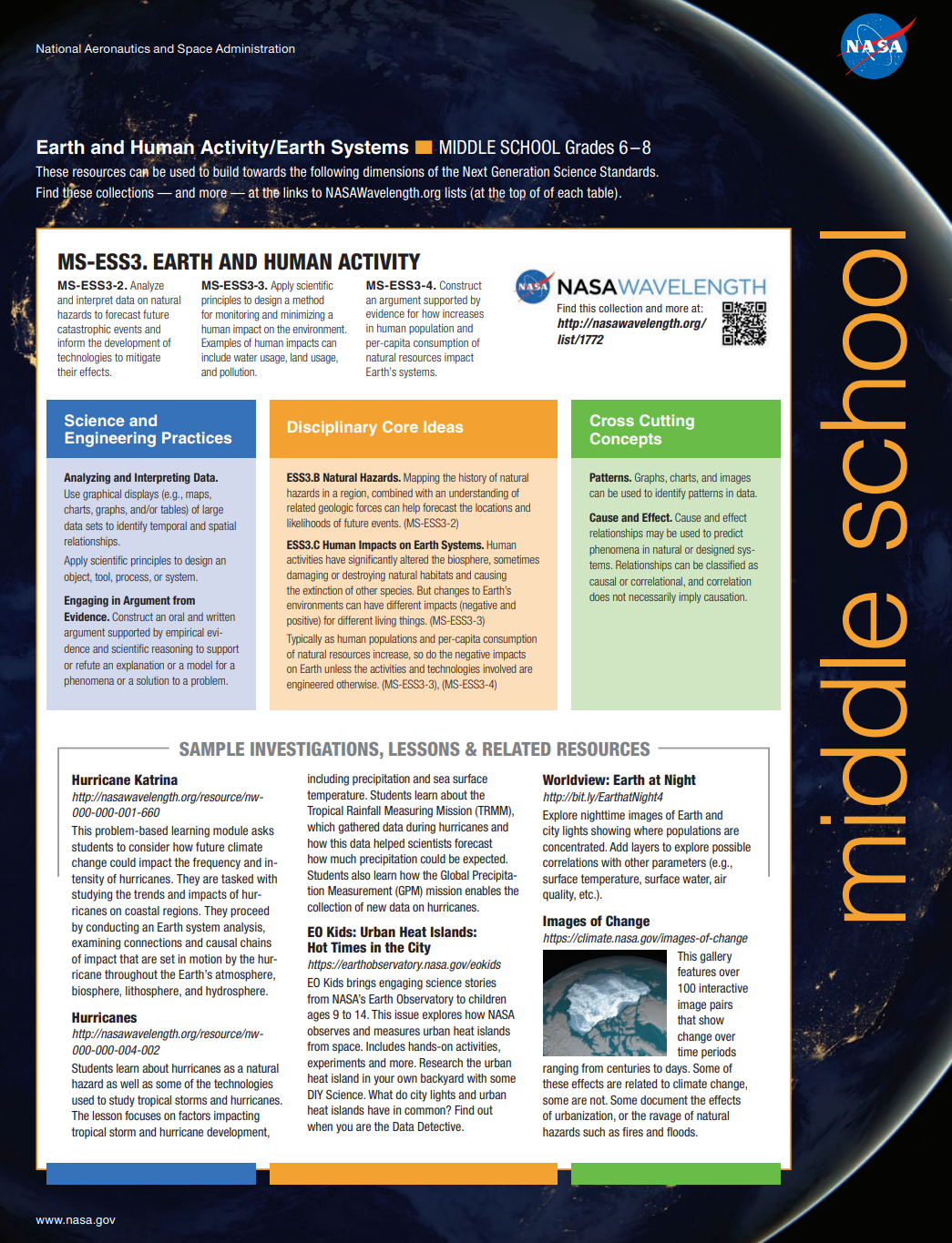 Welcome to Earth Science Week Online Toolkit | Page 3 | Earth